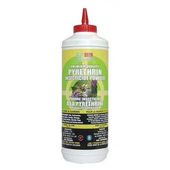 PYRETHRIN INSECTICIDE POW 600GM 12/CS