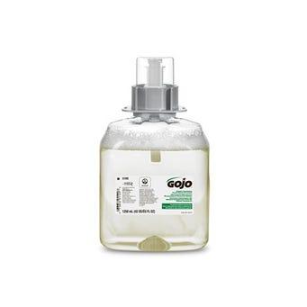 GOJO FMX GREEN FOAM HAND CLEANER 1250ML 3/CS 5165-03
