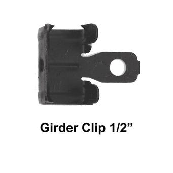 GIRDER CLIPS 1/2 -3/4 100/PK