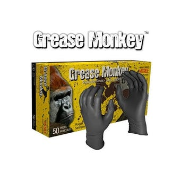 GREASE MONKEY 8MIL GLOVES 5555F 50/BOX