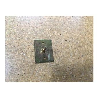 BAIT STATION PLATE 1061 24 PIECE/SET