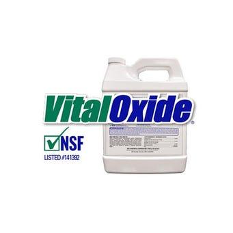 VITAL OXIDE DISINFECTANT 128 OZ 4/CS