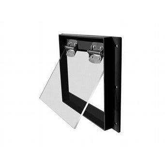 R108 - RACCOON DOOR 10 X8 X1