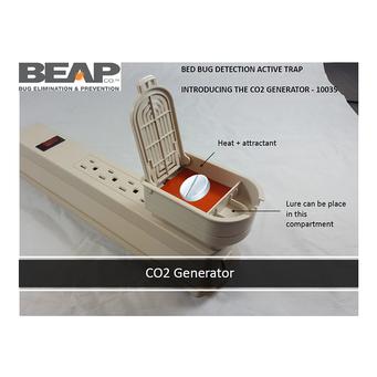 BEAPCO CO2 GENERATOR FOR SURGE PROTECTOR