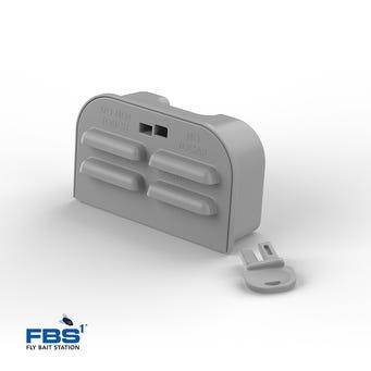 FBS1 FLY BAIT STATION 4/BG (10 BG/CS) 1-V-FBS-40CS