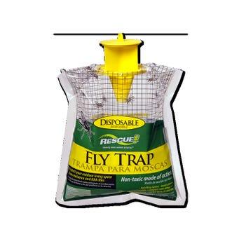 DISPOSABLE FLY TRAP DISPLAY 12/CS FTD-DB12