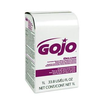 GOJO NXT DELUXE LOTION SOAP W/MOIST PINK 1000ML 8/CS 2117-08