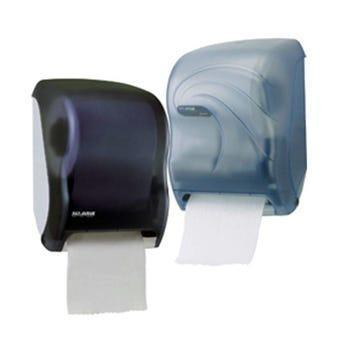 TEAR-N-DRY CLASSIC PAPER TOWEL DISPENSER BLACK PEARLT1300TBK