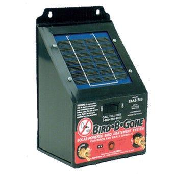 ELEC BIRD AVERT SYSTEM 740 SOLAR ENERGIZER