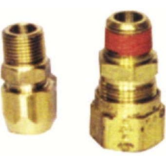 HOSE COMPRESSION FITTINGS