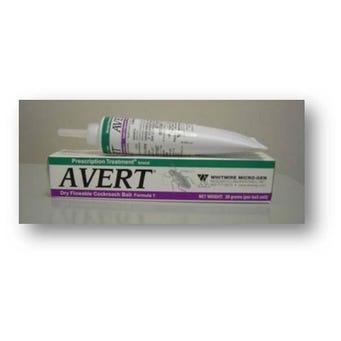 AVERT DRY FLOWABLE ROACH BAIT 12TU/BOX PCP# 28403