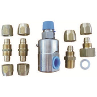 """3/8"""" HOSE FITTINGS PACK - IS 3199000"""