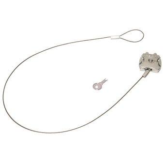 MULTI CATCH CABLE 430 LOCK W/KEY 24/C