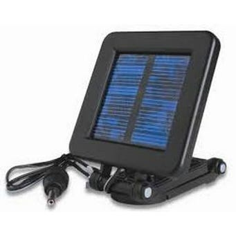 OVOCONTROL AUTOMATIC FEEDER SOLAR CHARGER IN-DSP 4/CS