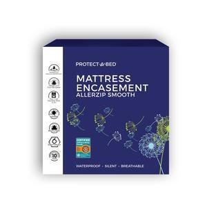 AllerZip Smooth Mattress Cover - Twin XL