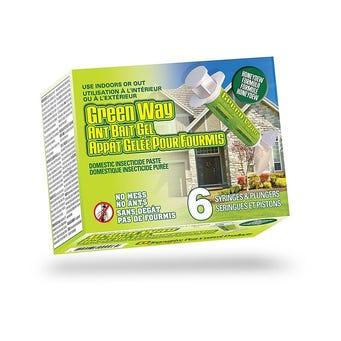 GREEN WAY ANT BAIT GEL 1.5OZ 6 SYR/BOX 8BX/CS PCP# 30173