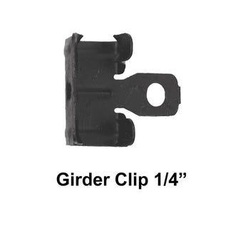 BN014GC 1/4 X 1/2 CLIPS 100/PK