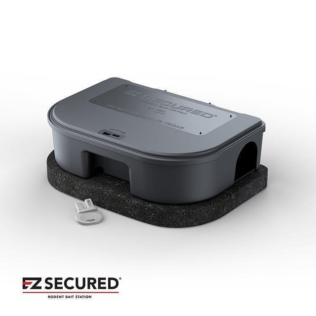 EZ Secured Bait Station