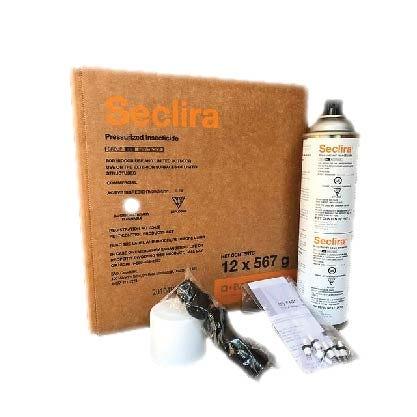 Seclira Pressurized Insecticide